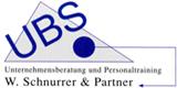 über UBS W. Schnurrer & Partner Inh. Walter Schnurrer