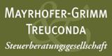 TREUCONDA StB GmbH / Gabriele Mayrhofer-Grimm vereidigter Buchprüfer Steuerberater