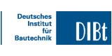 DIBt Deutsches Institut für Bautechnik