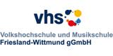 Volkshochschule und Musikschule der Landkreise Friesland und Wittmund gGmbH